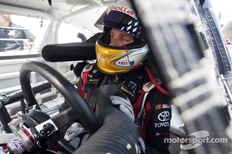 Late-race fuel stop ruined Kligerman race at MIS