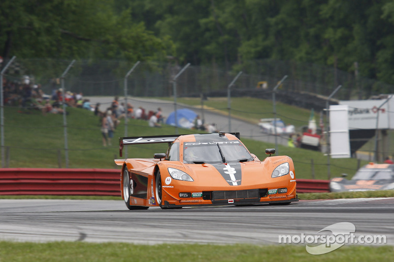 Podium finish for 8Star Motorsports at Mid-Ohio