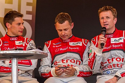 Allan McNish's grand adventure – getting to Le Mans