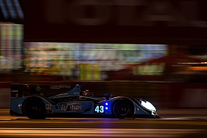 Fine collective result for Onroak Automotive's Morgan in qualifying for Le Mans 24H