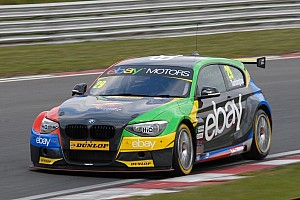 BTCC Qualifying report Turkington takes last gasp effort for pole at Croft