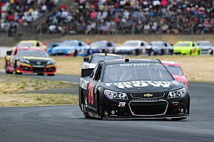 NASCAR Sprint Cup Race report Awesome performance lifts Kurt Busch to 4th in Sonoma