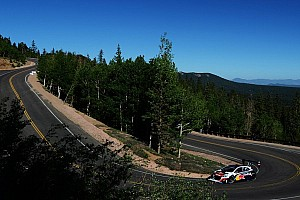 Hillclimb Breaking news Pikes Peak: The Race to the Clouds