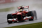The sun will come out tomorrow at Silverstone - Ferrari