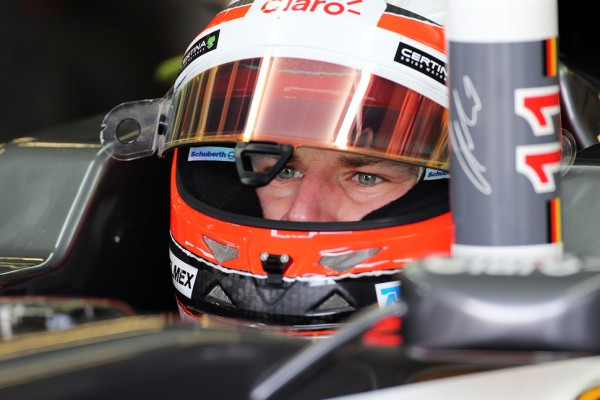 Hulkenberg not paid by struggling Sauber