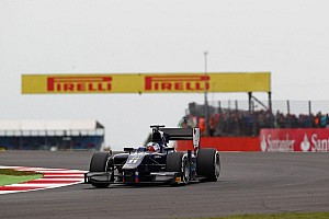 GP2 Practice report Robin Frijns sets the pace in opening practice