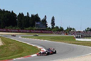 Formula 1 Race report McLaren drivers did a fantastic job and team is top-10 at Nürburgring