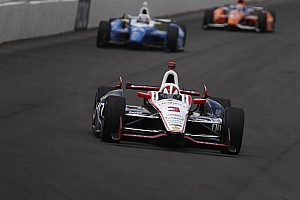 IndyCar Race report Penske's Castroneves increased at Pocono his lead in the points standings