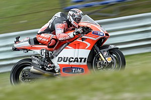 Ducati Team looks to rebound in Germany