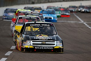 NASCAR Truck Preview Burton will go back to his racing roots at Iowa Speedway