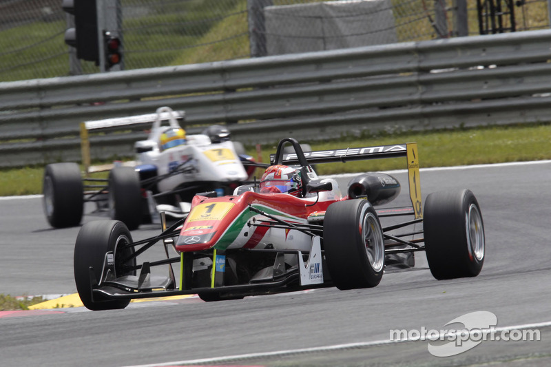Marciello reinstated as the race winner at Norisring