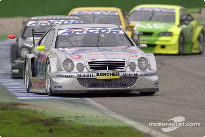 DTM – three decades, three magic letters