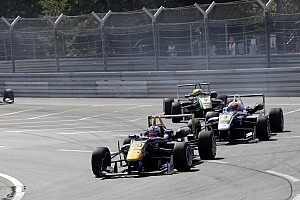 F3 Europe Race report Eventful weekend for Blomqvist in Germany