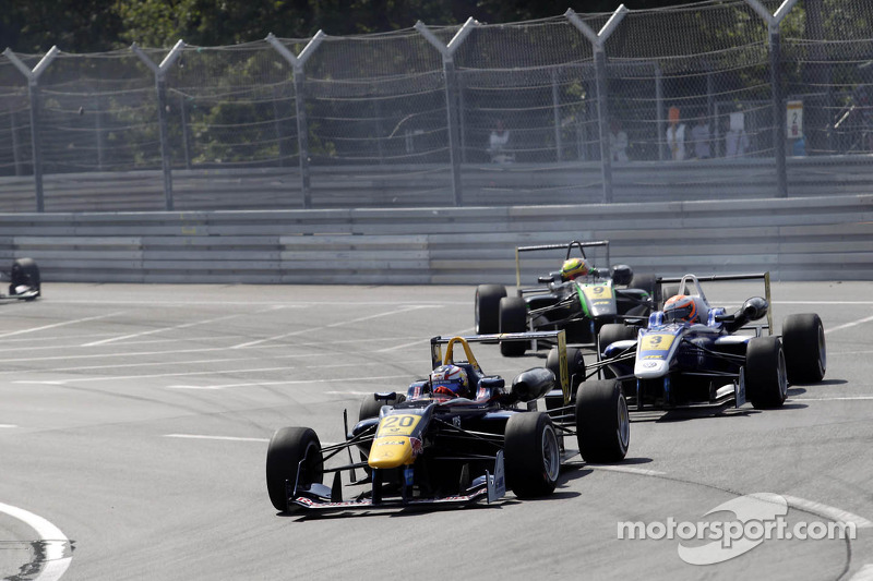 Eventful weekend for Blomqvist in Germany