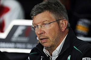 Formula 1 Breaking news Brawn expecting many engine failures in 2014