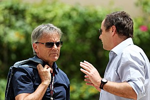 Criticism 'a deterrent' for Pirelli successors - Surer