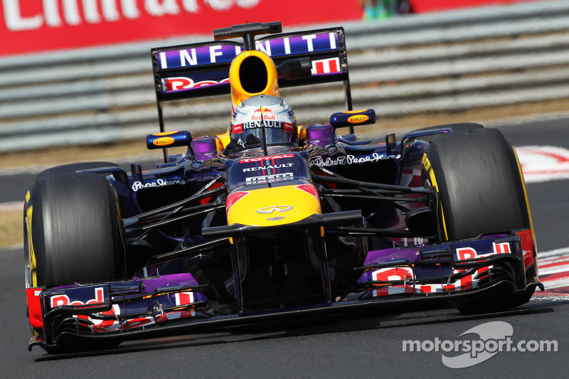 Clean sweep for Red Bull at the Hungaroring