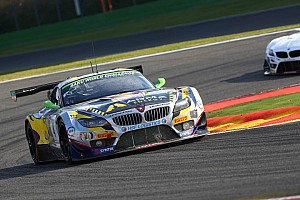 Endurance Qualifying report Second row start for Marc VDS at 24 Hours of Spa