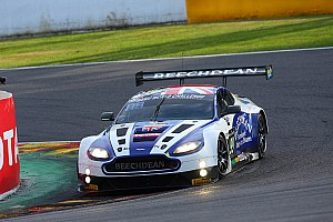 Aston Martin on pole for Spa 24 Hours