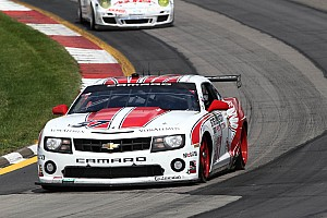 Grand-Am Race report Second place finish and NAEC title for Edwards at Indianapolis