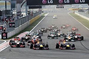 Korea to join India in Formula One exile - reports