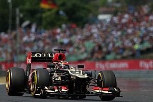 Formula 1 Breaking news Lotus ready to wait for Raikkonen's call - Boullier