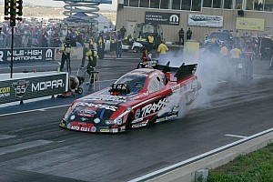 Courtney Force returns to site of first victory in Seattle
