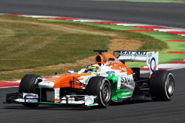 Calado on track for Force India future