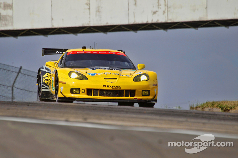 Corvette Racing at Road America: the spiritual home