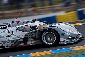 Le Mans Breaking news Audi R18 e-tron quattro featured in new RS 6 TV commercial