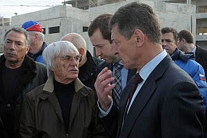 Sochi track will be ready for Russia Grand Prix - Tilke