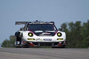 Paul Miller Racing Porsche 911 GT3 RSR starts fourth at Road America