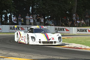 Grand-Am Race report Starworks continues to shine with victory for #8 at Road America