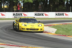 ALMS Race report A pair of podium finishes for Corvette Racing at Road America