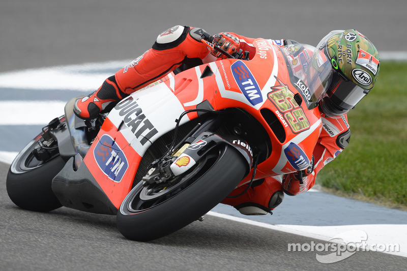 Ducati Team back in action in Indianapolis