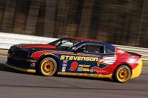 Grand-Am Race report Stevenson Motorsports wins in Kansas debut