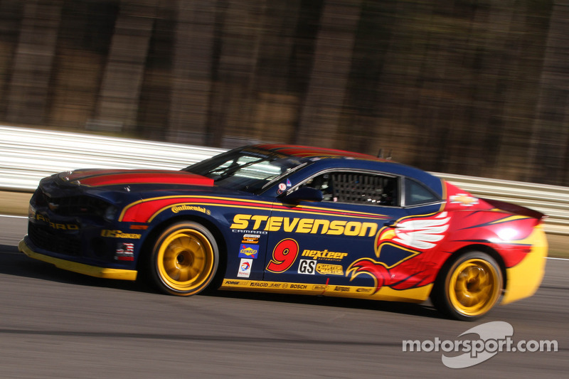 Stevenson Motorsports wins in Kansas debut