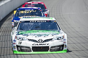 NASCAR Sprint Cup Preview Kyle Busch on Bristol race weekend