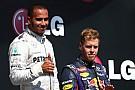 2013 could now be Vettel-Hamilton head-to-head