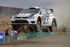 WRC Stage report Ogier leads in Germany after Thursday's stages