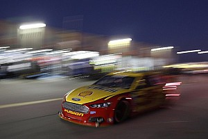 NASCAR Sprint Cup Special feature Logano: Racing his own race