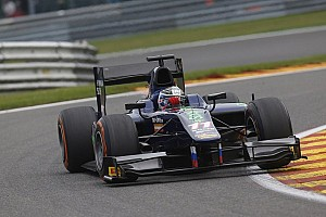 GP2 Race report Bird soars to Spa feature race victory