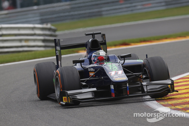 Bird soars to Spa feature race victory