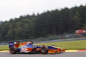 GP2 Race report Quaife-Hobbs nets podium in Spa