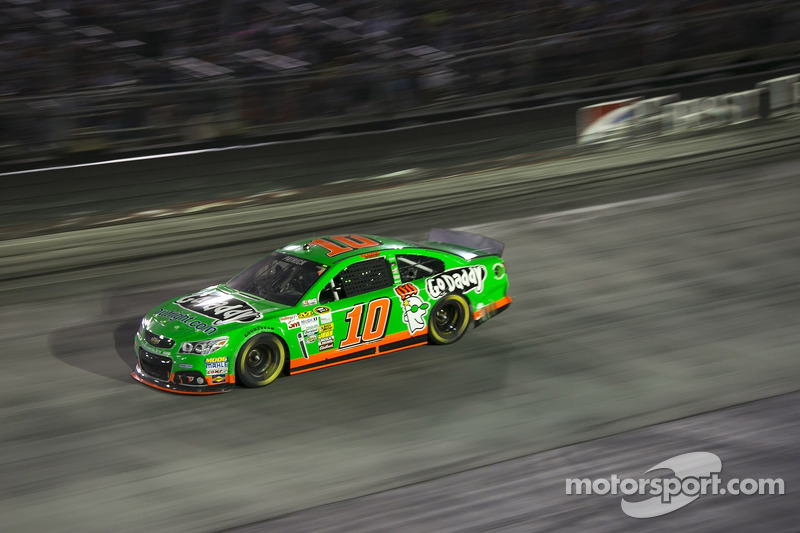 Patrick finishes 26th at Bristol