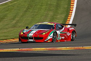 AF Corse Ferrari team aim for podium in Sao Paolo