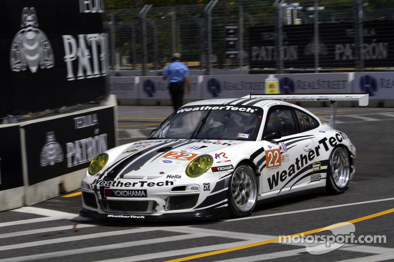 MacNeil and Bleekemolen second in GTC at Baltimore
