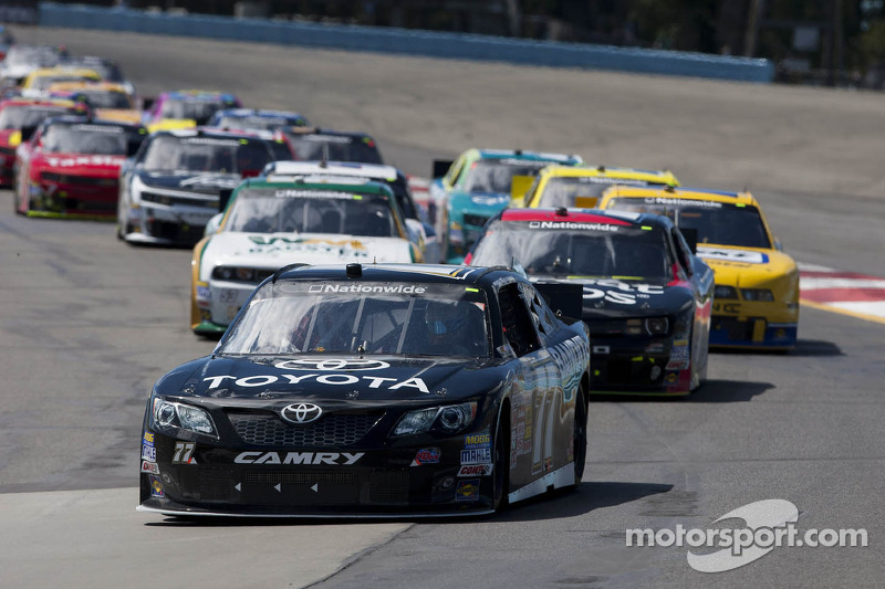Kligerman and no. 77 team come home 16th at Atlanta