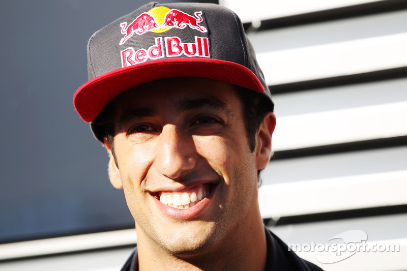 2014: Vettel and Ricciardo