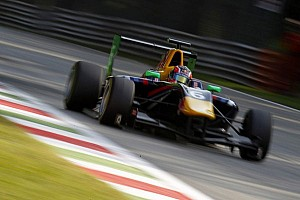GP3 Race report Kvyat blazes to victory in Monza